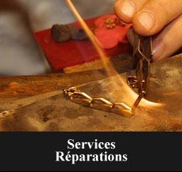 services réparation